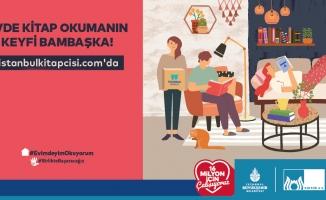 İBB'Nin Kitap Kampanyasına 81 İlden Yoğun Talep Geldi...