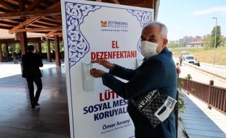 Zeytinburnu'nda Normal Yaşam Başlıyor
