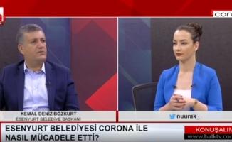 Başkan Bozkurt 1 Yılda 220 Milyon Lira Borç Ödediklerini Açıkladı
