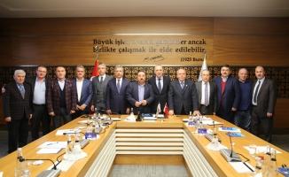 İkitelli OSB'den 'Biz Bize Yeteriz Türkiyem' kampanyasına büyük destek…