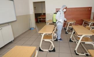 Zeytinburnu'nda Okullar LGS İçin Hazırlanıyor