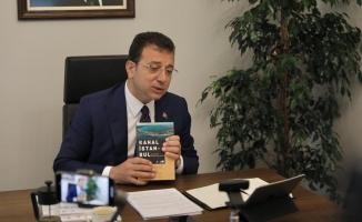 """Başkan İmamoğlu: """"İBB'nin 2009'da 'Kesinlikle yapılmamalı' dediği her şey Kanal İstanbul projesinde var"""""""