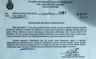 """CHP'Li Özbakır: Çevre İle Alakalı En Son Söz Söyleyecek Kurum """"AKP""""li Başakşehir Belediyesidir Dedi"""
