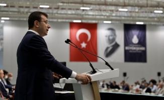 İmamoğlu Meclis Üyelerine ve 16 Milyon  İstanbullu'ya İBB'nin 2019 Faaliyet Raporu hakkında Sunum Yaptı ...