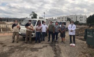 Haydarpaşa'nın Köpekleri İçin İki Belediyeden Ortak Çalışma