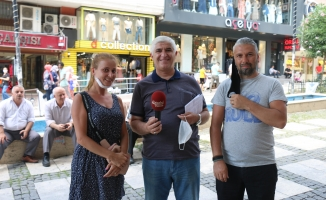 İstanbul Times Tv Özel YouTube Kanalı Sokak Röportajlarına Devam Ediyor