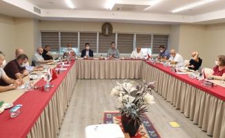 133'üncü Muhtarlar Toplantısı Başkan Gökhan Yüksel'in Öncülüğünde Gerçekleşti