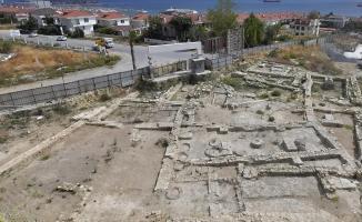 Beylikdüzü'nde Tarihi Bir Kanal Kalıntısı Tespit Edildi