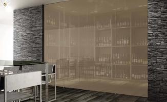 Dekorasyonda yeni trend: Renkli camlar