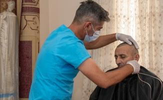 Esenyurt Belediyesi'nden Ücretsiz Evde Kişisel Bakım Ve Kuaförlük Hizmeti