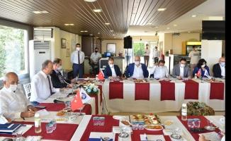 Hançerli 3. Bölge Belediye Başkanları Toplantısına Ev Sahipliği Yaptı