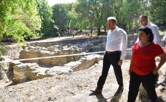 Hançerli'den Kültürel Mirasa Sahip Çıkma Sözü