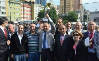 İsös Ampute Futbol Kulübü Mim.Süleyman Uluocak 'I Ziyaret Etti.