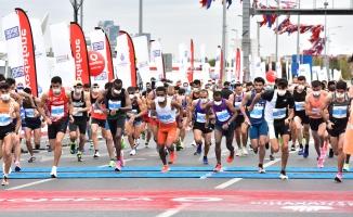 Vodafone 15. İstanbul Yarı Maratonu Üst Düzey Hijyen Standartlarıyla Koşuldu!