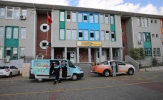Zeytinburnu'nda Okullar Eğitime Hazır