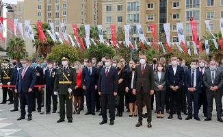 Ataşehir' de Cumhuriyet Bayramı Kutlamaları Başladı