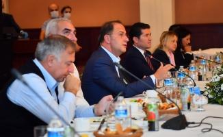 Başkan Çalık, Trabzon Basını İle Bir Araya Geldi