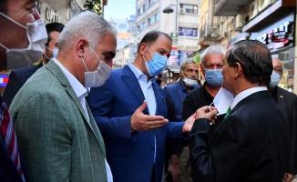 Başkan Çalik, Trabzon Temaslarini Sürdürüyor