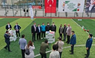 Esenyurt Belediyesi'nden Amatör Kulüplere Malzeme Desteği