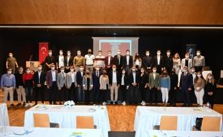 Geleceğin Umudu Gençler Beylikdüzü Projelerini Paylaştı
