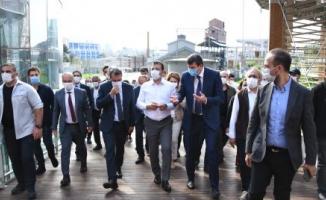 İMAMOĞLU Kadıköy'de Fikirtepe Ve Hasanpaşa'yı Ziyaret Etti
