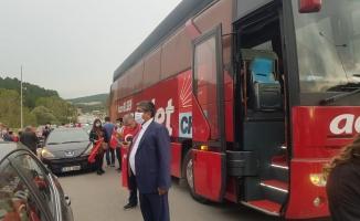 İstanbul'da Cumhuriyet Bayramı Coşkuyla Kutlandı