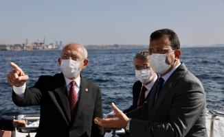 """Kılıçdaroğlu'ndan İmamoğlu'na """"Gazhane"""" Esprisi: """"Buraya Gökdelen Yaptırmayacaksın Değil Mi?"""""""