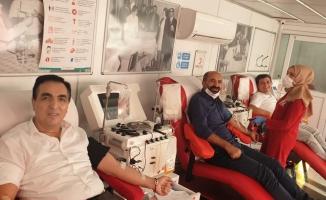 Koronavirüs'ü Yenen Avcılar Belediyesi Çalışanlarından Anlamlı Bağış