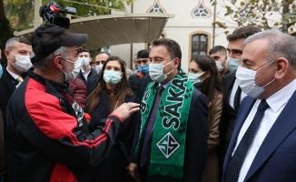 Ali Babacan Sakarya'da: 'Gözünüz Arkada Kalmasın, Biz Daha İyi Yönetiriz'