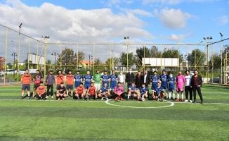 Avcılar'da Uyuşturucuyla Mücadele Futbol Turnuvası Sona Erdi