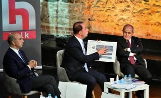 Başkan Çalık, Halk Tv Canlı Yayınına Konuk Oldu