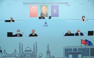 Esenyurt Belediyesi'nin Bütçesi İBB Meclisinde Kabul Edildi