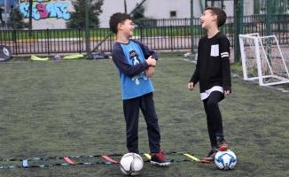 Eyüsultan'da Kış Spor Okulları'nda Eğitimler Tüm Hızıyla Devam Ediyor