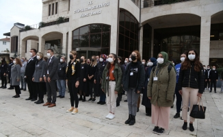 Gazi Mustafa Kemal Atatürk Eyüpsultan'da Törenlerle Anıldı