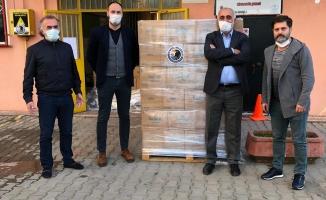 Kartal Belediyesi'nden Amatör Spor Kulüplerine İçme Suyu Desteği