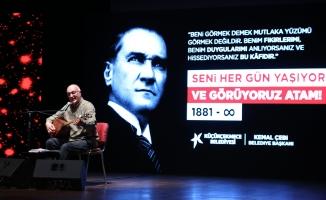 Küçükçekmece'de Demircioğlu'nun Sesinden Ata'nın Sevdiği Şarkılar Konseri