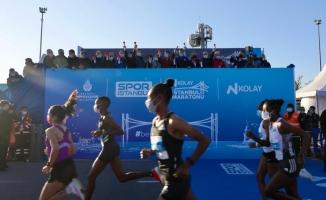 N Kolay 42. İstanbul Maratonu İlklere Sahne Oldu
