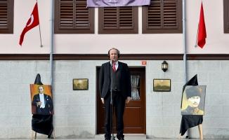 Turan Hançerli, 10 Kasım'da Atatürk'ü Evinde Andı
