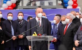 Avcılar'da Gülten Nakipoğlu Engelli Yaşam Merkezi Açıldı