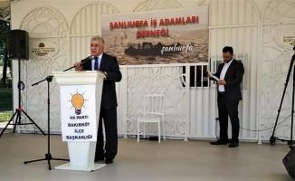 Çiriş, AK Parti Bahçelievler'e aday oldu