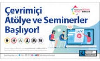 Kadıköy'de Seminerler Artık Çevrimiçi