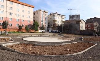 Yeşillendirme Hareketi ile Kartal'da Bir Mahalle Daha Yeni Parkına Kavuşuyor