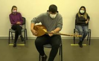 ZKSM'de 'Şan Eğitimi' Aldı, Konservatuarı Kazandı