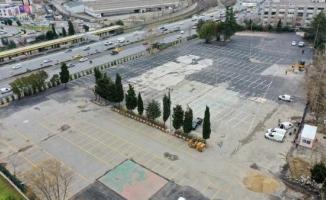 Bayrampaşa'ya 500 Araç Kapasiteli Yeni Otopark