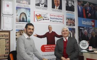 Geleceğim Zeytinburnu Platformu Zeytinburnu İçin Çalışmaya Devam Ediyor