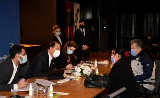 Halk Günü Toplantısında İş ve Kentsel Dönüşüm Talebi