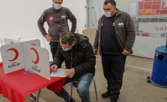 Kan Bağışçı Duyarsız Kalmadı, Esenyurt Belediyesi Ulaşmasını Sağladı