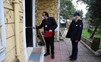 Yaşlıların Sosyal Yardım Ücretleri Adreslerine Teslim Ediyor