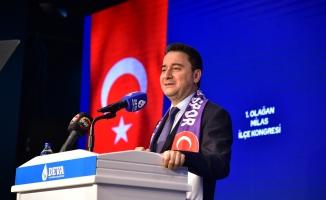 Ali Babacan'dan Hükümete Merkez Bankası Çıkışı : 'Mirasyediler kâr açıklıyor'