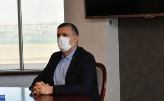 Başkan Bozkurt, Mültecilere Destek Olunması İçin Çalışmalarını Sürdürüyor